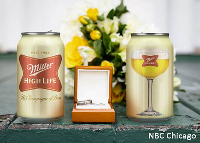Miller High Life - Marriage at Home